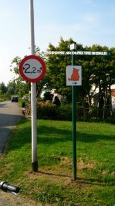 Direction to the shop
