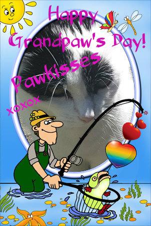 Grandpaw's day1